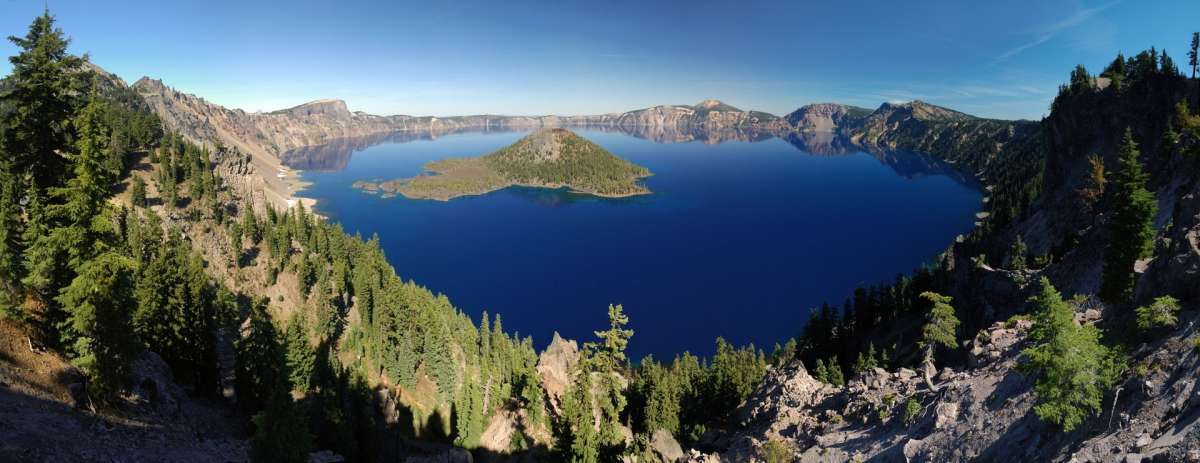 Guided Crater Lake National Park Tour